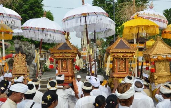 Balinese Hindu Festivals